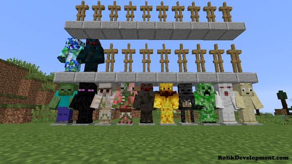 mob armor mod 1.12